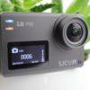Cámara de acción SJ8 Pro de SJCAM con 4K @ 60 fps por 161,46€