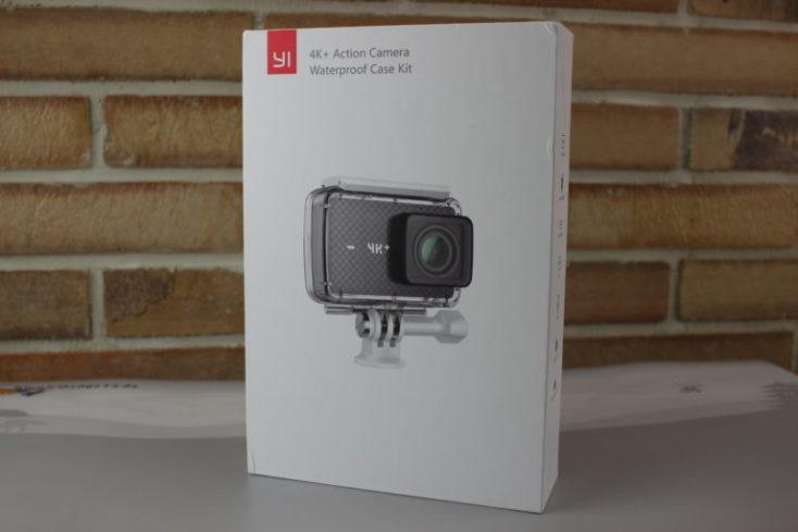 paquete de la cámara