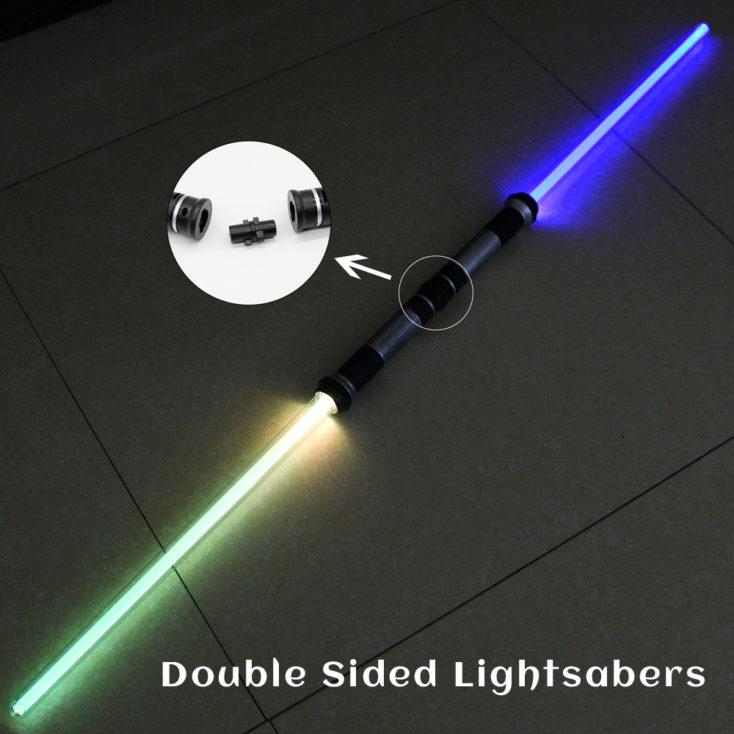espada laser doble