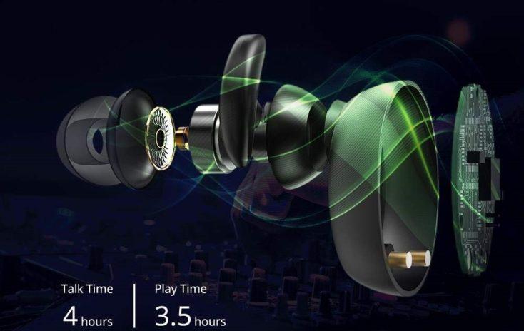 controlador de los auriculares