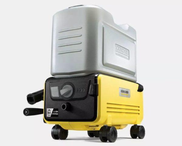 limpiador de alta presión Xiaomi y Kärcher