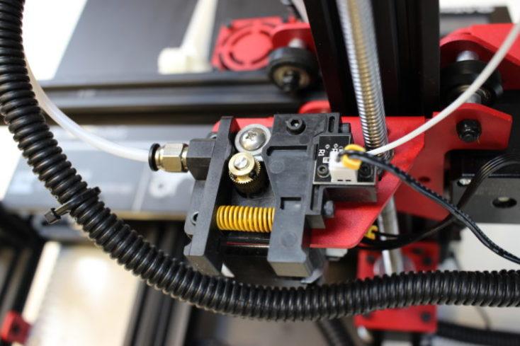 motor stepper de la impresora