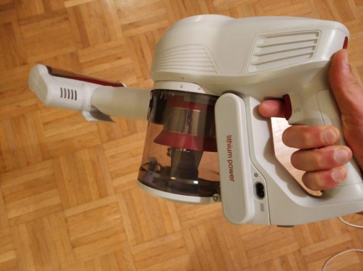 accesorio de mano de la Jimmy JY51 contra los ácaros