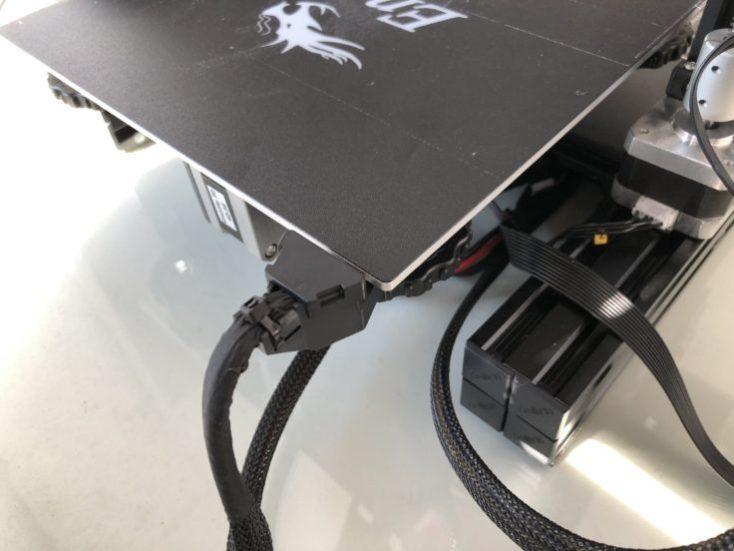 cables de la creality Ender 3