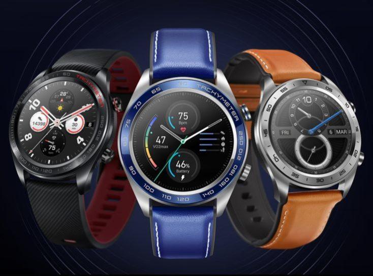 Honor Watch Magic en distintos colores
