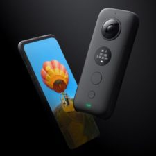 Insta360 One X - action cam