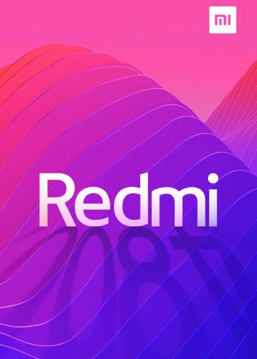 Poster publicitario de la nueva marca Redmi