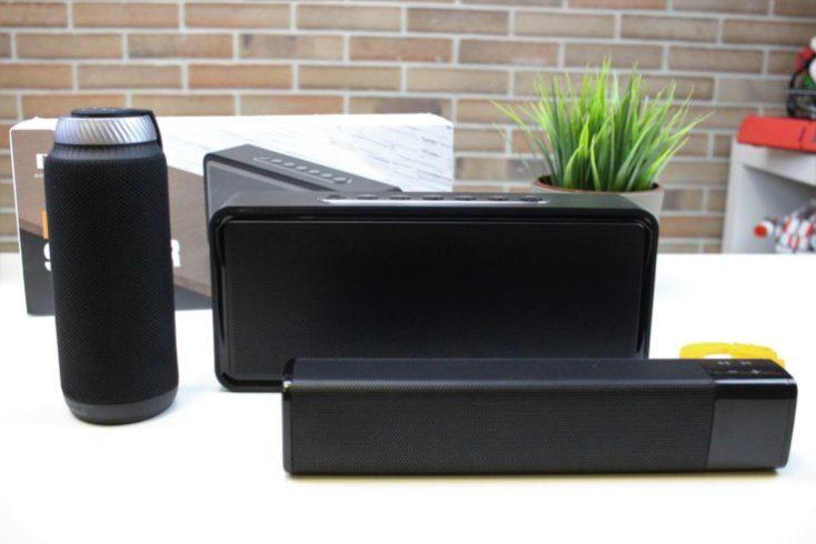 Doss Soundbox XL Altavoz Bluetooth vs. JK y Tronsmart