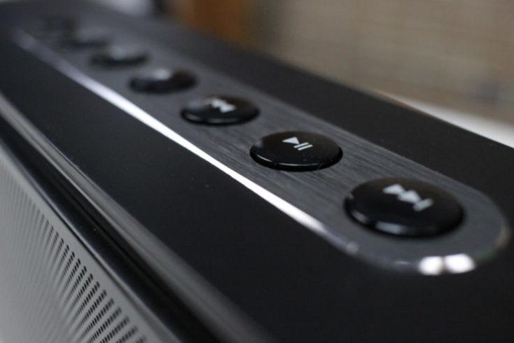 Doss Soundbox XL Altavoz Bluetooth cinta de botones