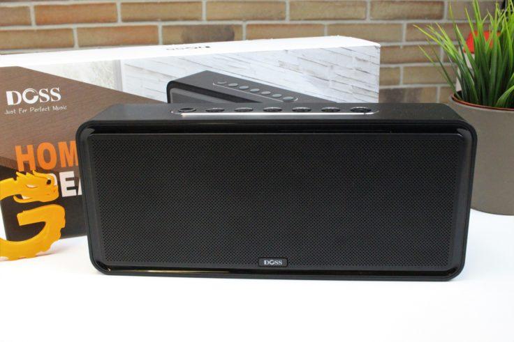 Análisis altavoz DOSS SoundBox
