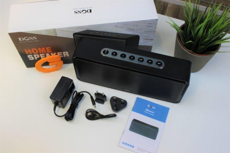 Doss Soundbox XL Altavoz Bluetooth accesorios