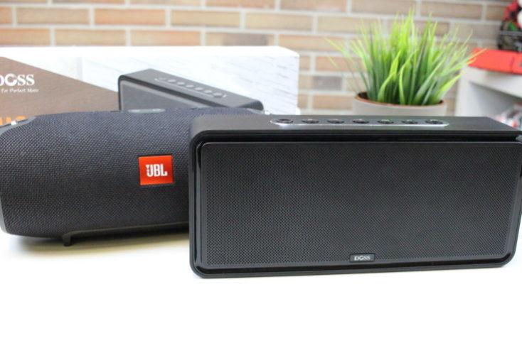 Doss Soundbox XL Altavoz Bluetooth vs. JBL