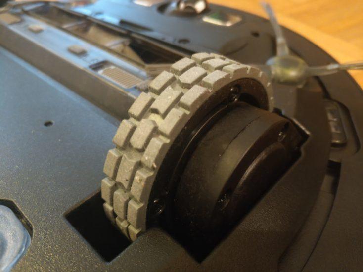 ruedas del ECOVACS DEEBOT OZMO 930