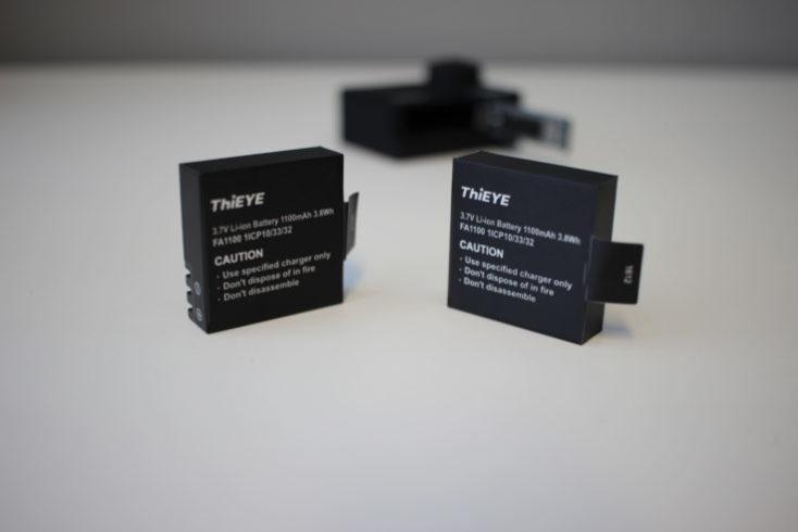 baterías de la thieye t5e