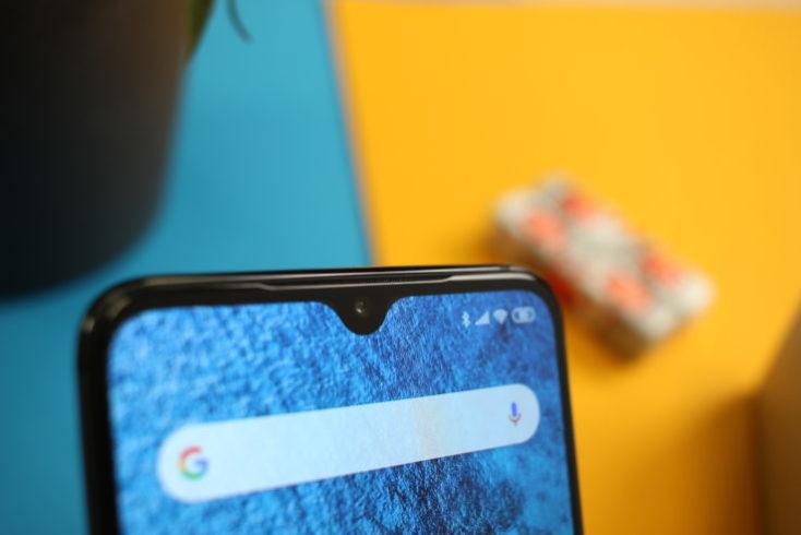 nuevo notch del Xiaomi mi 9