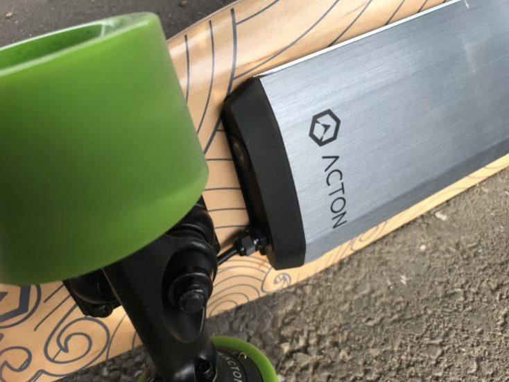 batería del ACTON X1