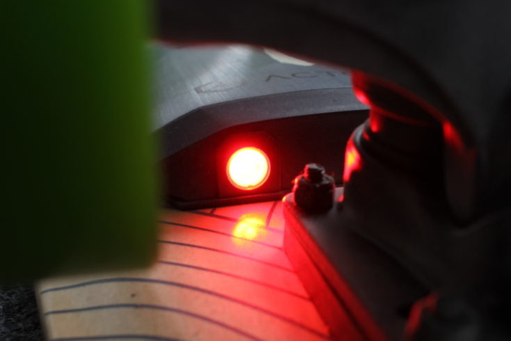 Luz trasera del ACTON X1