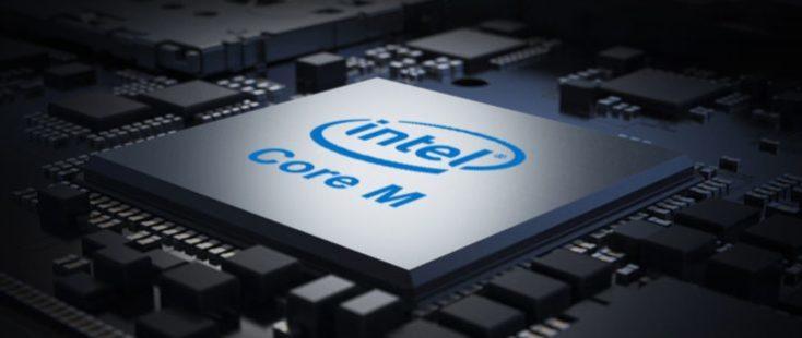 procesador Intel-Core-M3 en el CHUWI Aerobook