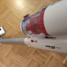 aspiradora inalámbrica dibea DW200