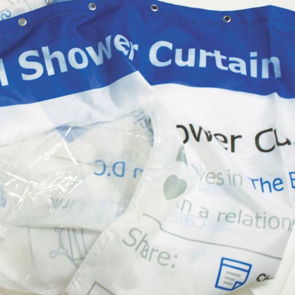 cortina de ducha Social Shower