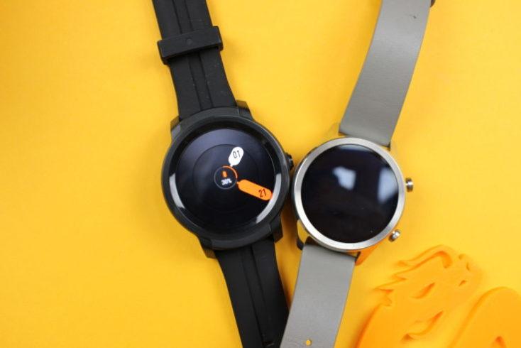 Ticwatch S2 y Ticwatch C2
