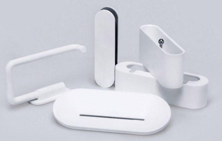 Set de accesorios para baño las 5 piezas