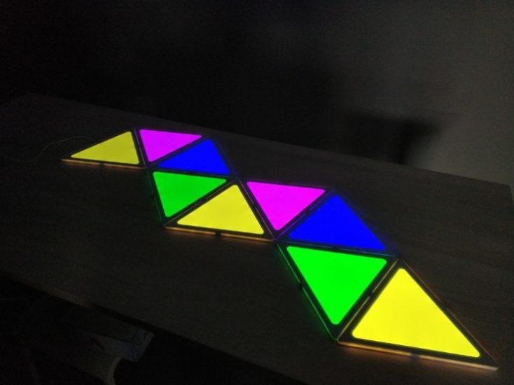 Alfawise 9 DIY Luces LED inteligentes