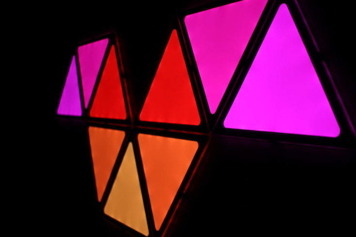 Alfawise 9 DIY Luces LED inteligentes colores