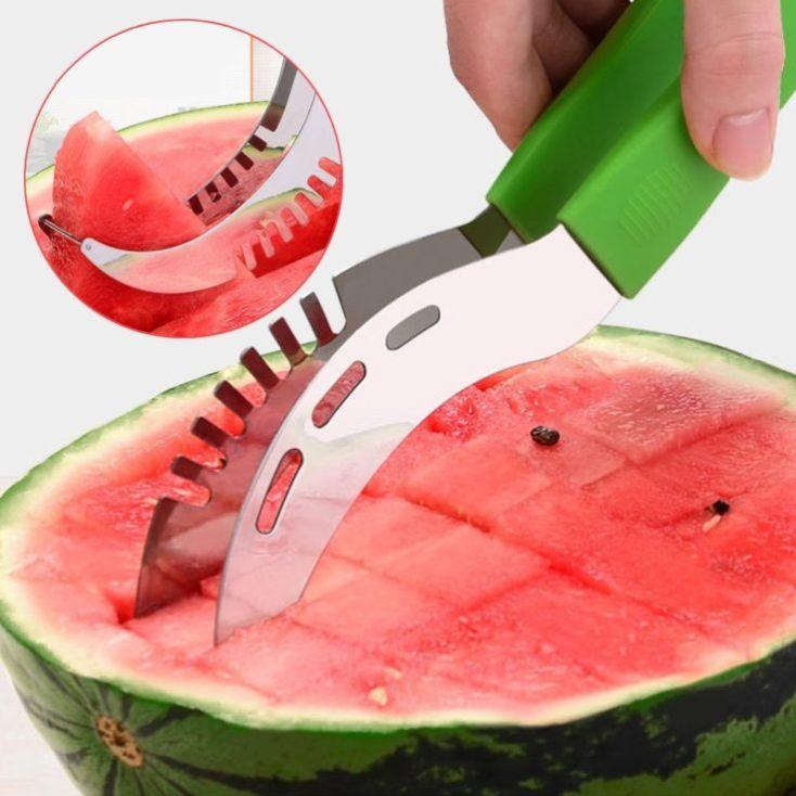Cuchillo para cortar sandías
