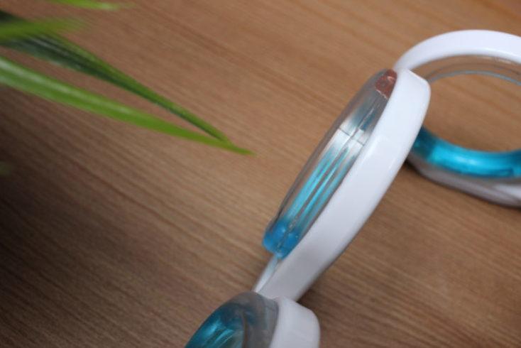 defectos de fanricación de las gafas contra el mareo