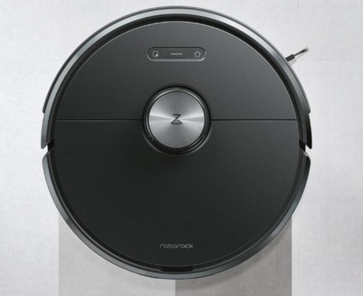 Diseño del Roborock t6