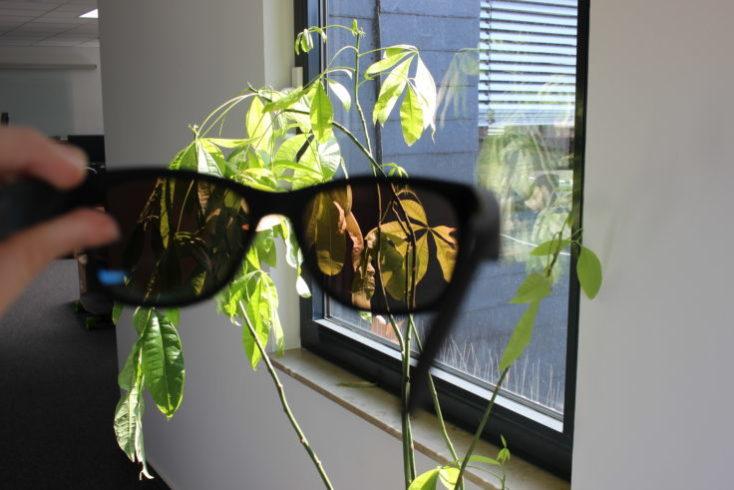 cristales polarizados de las gafas de sol Alien 5