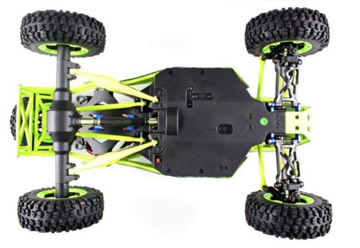 WLToys 12428 Todoterreno Radico control 4WD