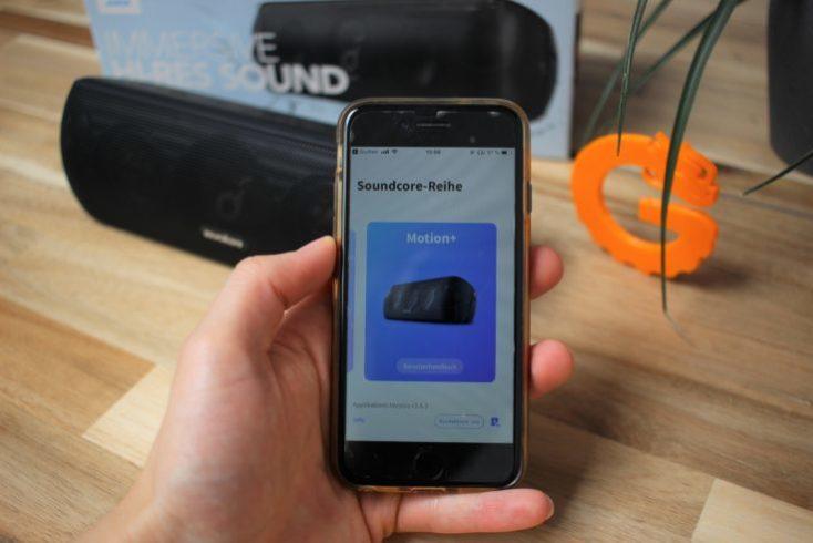 App del Emparejamiento estéreo con 2