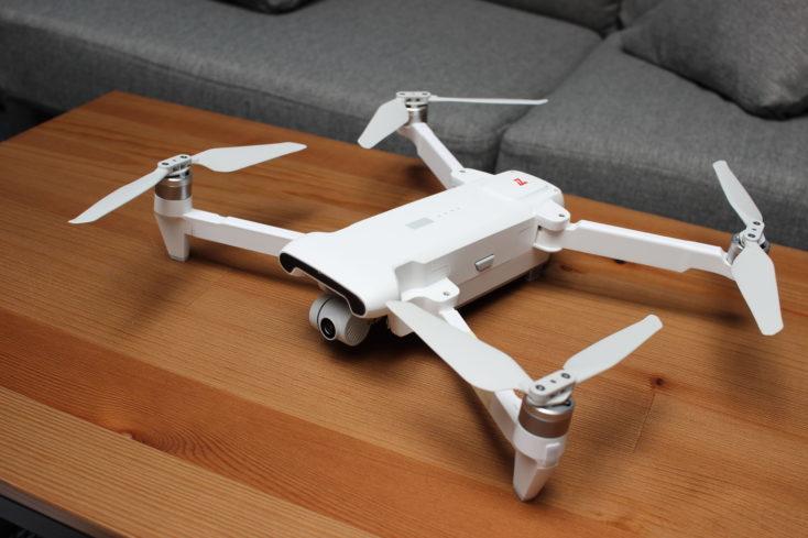 Diseño del Drone FIMI X8 SE