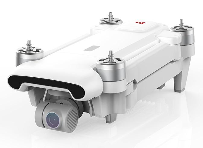 Drone FIMI X8 SE plegado