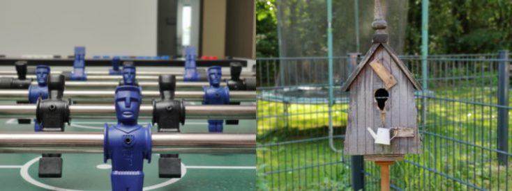 Fotos de prueba de diferentes objetos con el modo retrato del One Plus 7 Pro