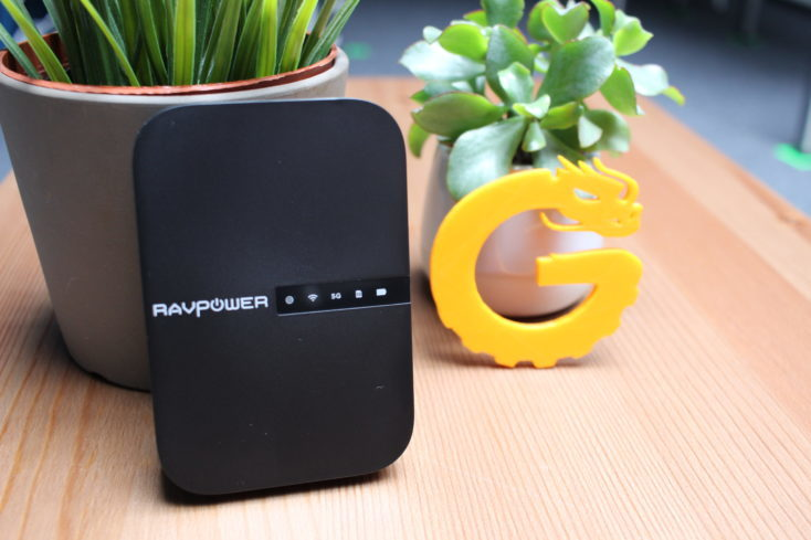 router portátil RAVPower Filehub