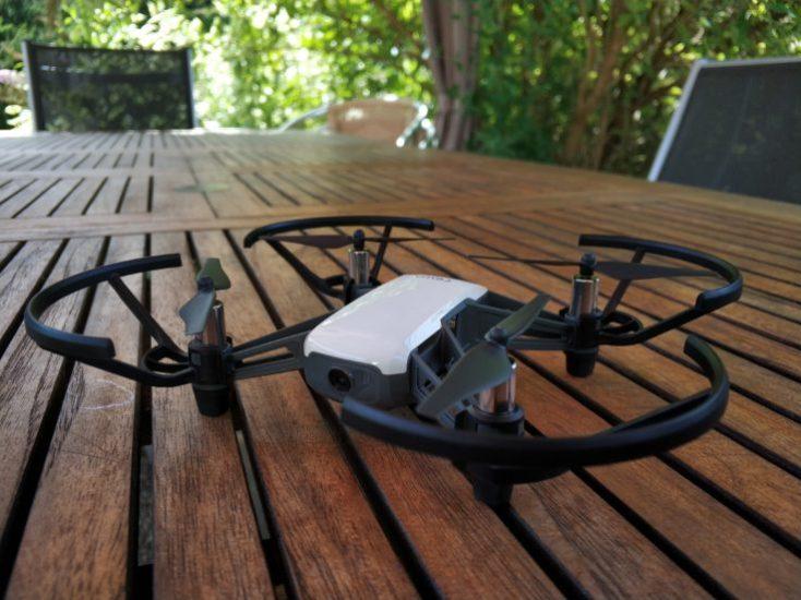 Cámara del Drone Ryze Tello