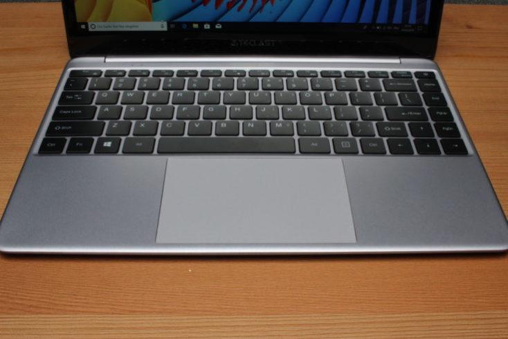 Teclado y touchpad del Notebook Teclast F7 Plus