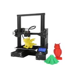 Impresora 3D Creality Ender 3 con algunas impresiones