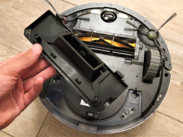 Accesorio para la aspiración directa del Robot aspirador Deebot Ozmo 900