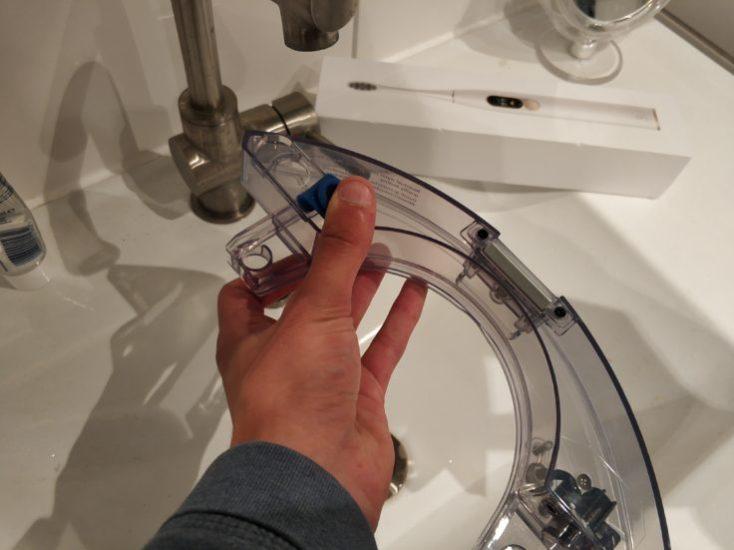 Depósito de agua del Robot aspirador Deebot Ozmo 900