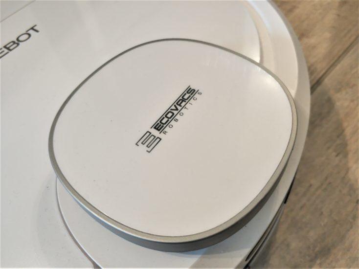 Medidor láser del Robot aspirador Deebot Ozmo 900
