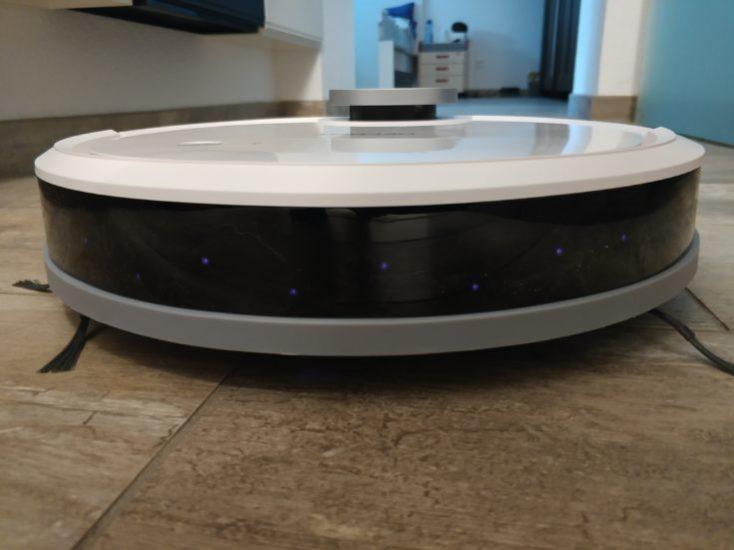 Sensores del Robot aspirador Deebot Ozmo 900
