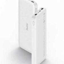 Batería externa de 10.000 mAh de Redmi