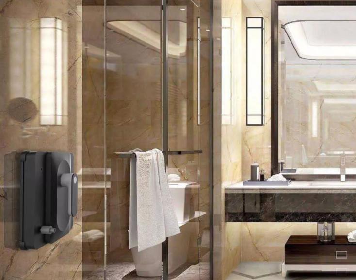 Robot limpiacristales Xiaomi Bobot Win3060 mampara del baño