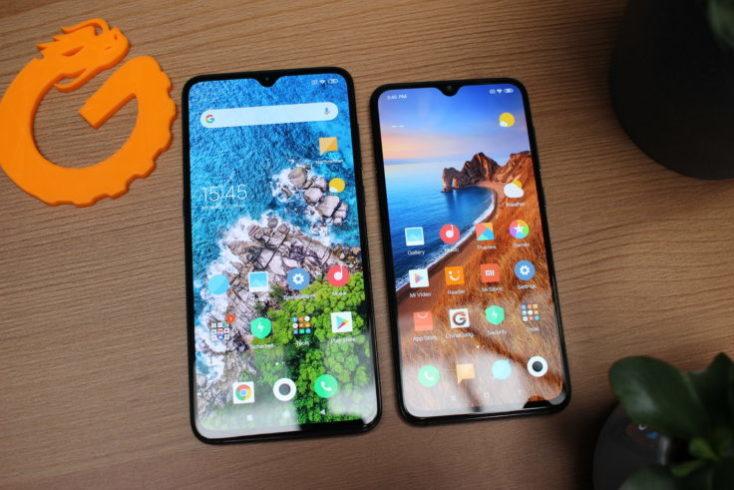 Xiaomi Mi 9 SE y Xiaomi Mi 9