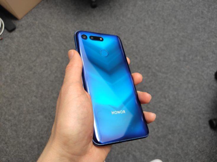 Foto de prueba del Honor View 20 con la cámara principal del Xiaomi Mi 9 SE