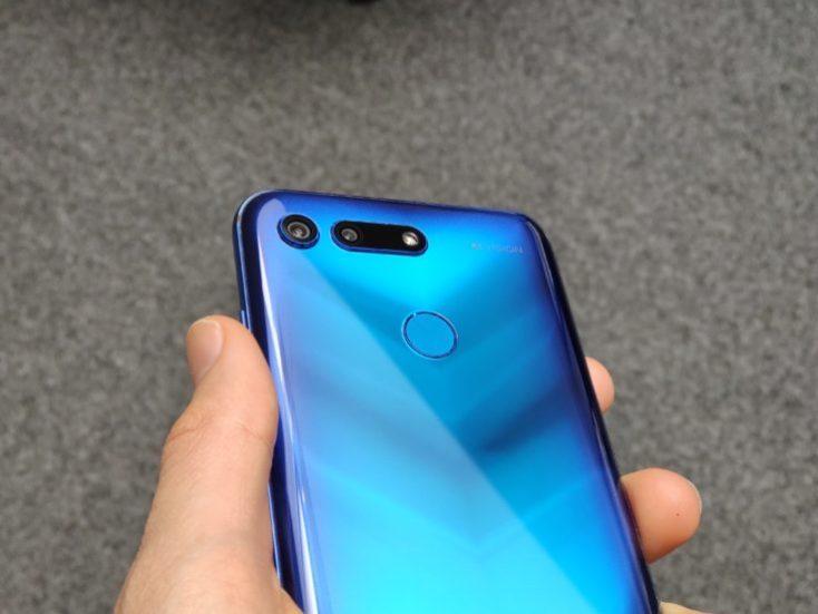 Foto de prueba del Honor View 20 con zoom con la cámara principal del Xiaomi Mi 9 SE